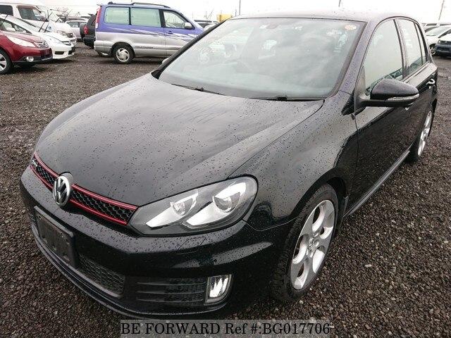 Used 2010 Volkswagen Golf Gti Gti Aba 1kccz For Sale Bg017706 Be Forward