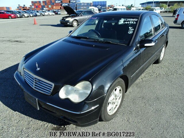 About This 2004 MERCEDES BENZ C Class (Price:$1,637)