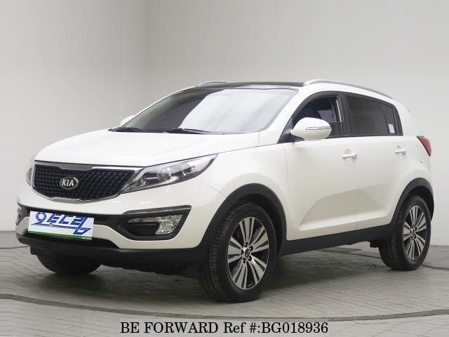 About This 2014 KIA Sportage (Price:$13,208)