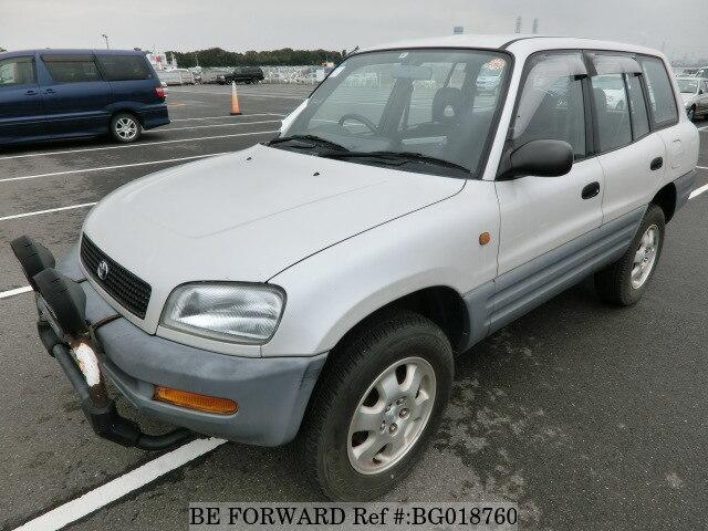 Used 1996 Toyota Rav4 J V Extra Two Tone Packagee Sxa11g For Sale