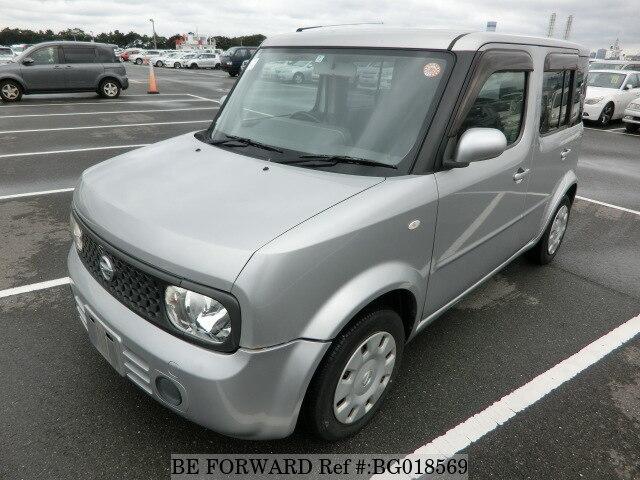 Used 2008 Nissan Cube 15m Dba Yz11 For Sale Bg018569 Be Forward