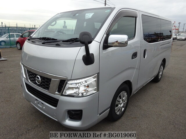 Used 2013 NISSAN CARAVAN VAN BG019060 for Sale