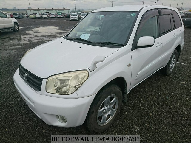 Good About This 2003 TOYOTA RAV4 (Price:$3,292)