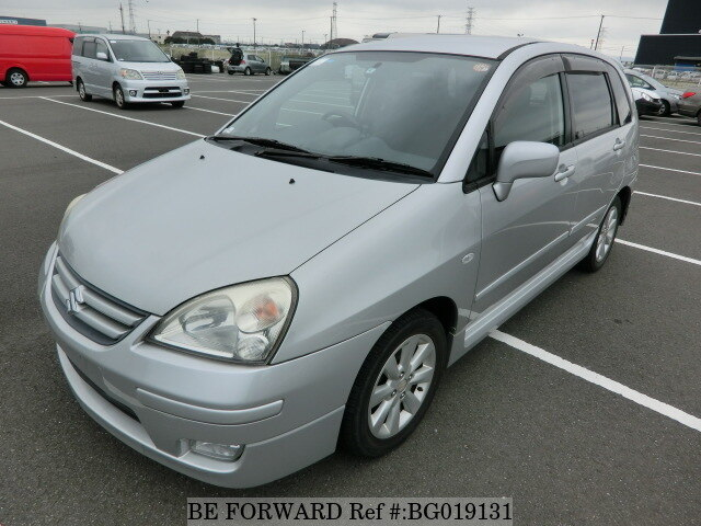 used 2004 suzuki aerio ua rb21s for sale bg019131 be forward used 2004 suzuki aerio ua rb21s for
