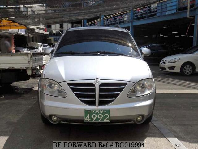 Used 2006 SSANGYONG RODIUS BG019994 for Sale