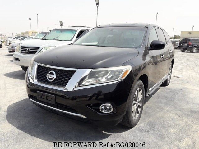 About This 2013 NISSAN Pathfinder (Price:$16,485)