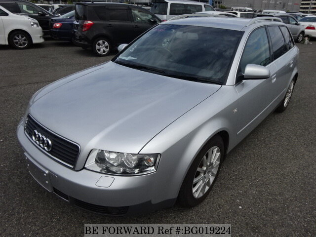 Used 2003 Audi A4 1 8t Quattro Gh 8eambf For Sale Bg019224 Be Forward