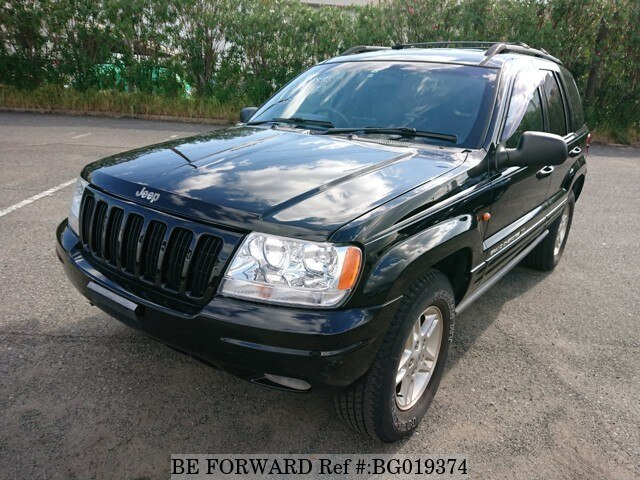 Used 2000 JEEP GRAND CHEROKEE BG019374 For Sale