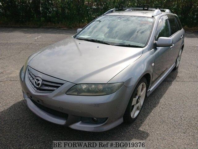 Used 2005 Mazda Atenza Sport Wagon 23zua Gy3w For Sale Bg019376