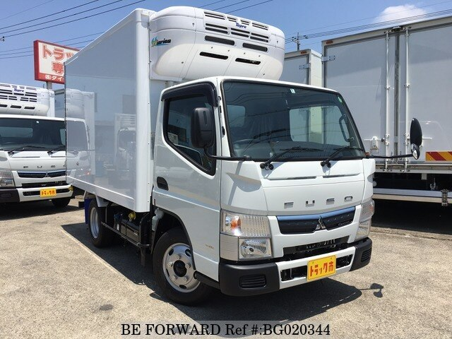 Used 2018 Mitsubishi Fuso Canter Tpg Fba50 For Sale Bg020344 Be