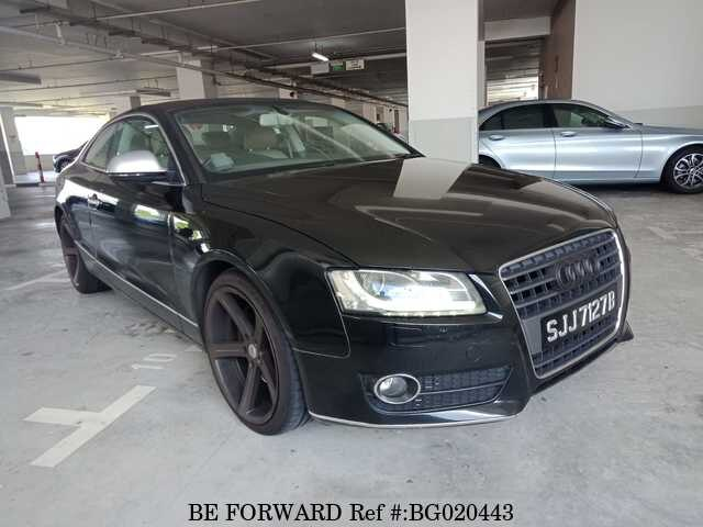 Used 2008 Audi A5 For Sale Bg020443 Be Forward