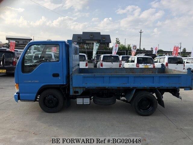 Used 2018 ISUZU ELF TRUCK 4 6 DIESEL/U-NKR66ED for Sale BG020448