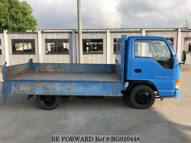 Used 2018 ISUZU ELF TRUCK 4 6 DIESEL/U-NKR66ED for Sale