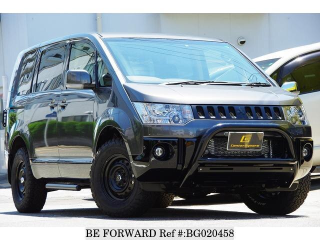 Used 2018 MITSUBISHI DELICA D5 BG020458 for Sale