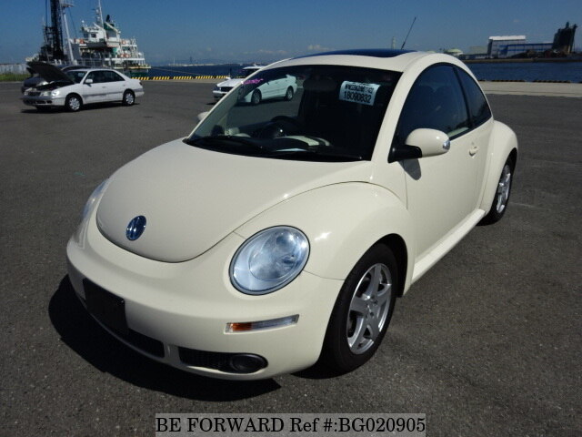 used 2006 volkswagen new beetle lz/gh-9cazj for sale bg020905 - be