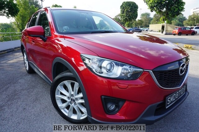 About This 2014 MAZDA CX 5 (Price:$9,820)
