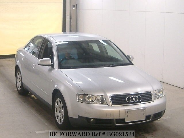 Used 2001 Audi A4gf 8ealt For Sale Bg021524 Be Forward