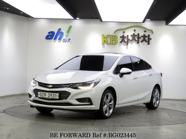 Used 2017 Chevrolet Cruze Bg023445 For