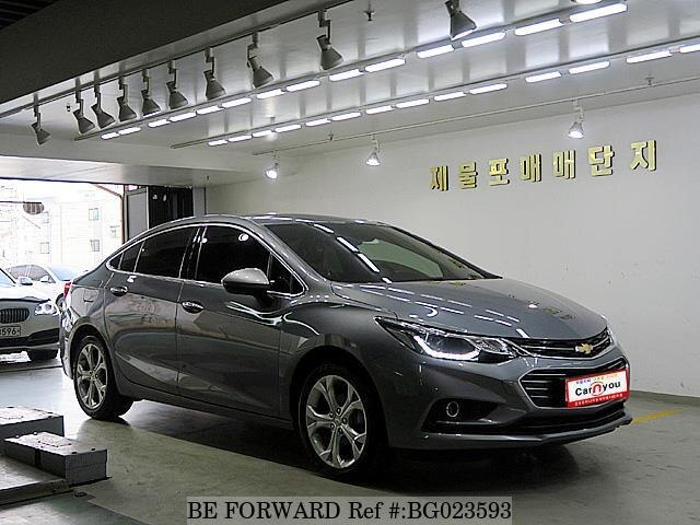 Used 2017 Chevrolet Cruze Bg023593 For
