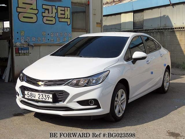 used 2018 chevrolet cruze lt for sale bg023598 be forward. Black Bedroom Furniture Sets. Home Design Ideas