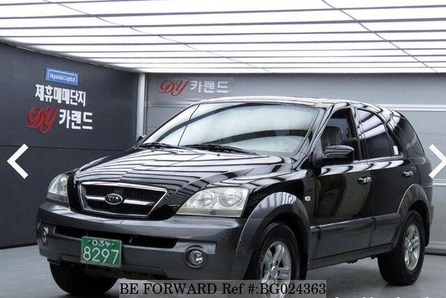 Used 2005 KIA SORENTO BG024363 For Sale