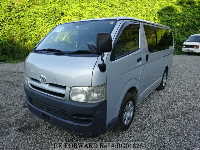 e466469f76 Used 2006 TOYOTA REGIUSACE VAN DX KR-KDH205V for Sale BG016284 - BE ...