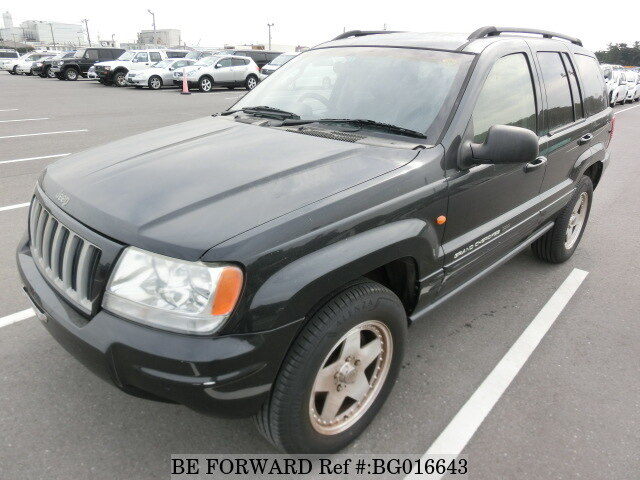 About This 2003 JEEP Grand Cherokee (Price:$1,002)