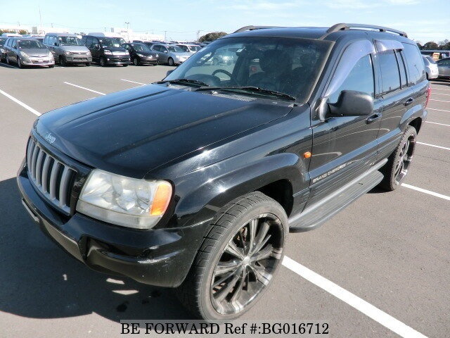 About This 2004 JEEP Grand Cherokee (Price:$1,656)