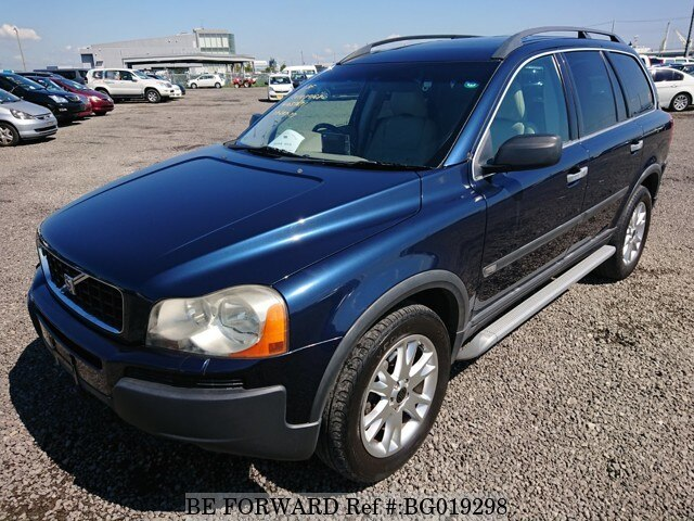 Used 2003 Volvo Xc90 T 6 La Cb6294aw For Sale Bg019298 Be