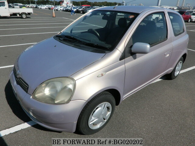 Used 2000 Toyota Vitz F D Package Gh Scp10 For Sale Bg020202