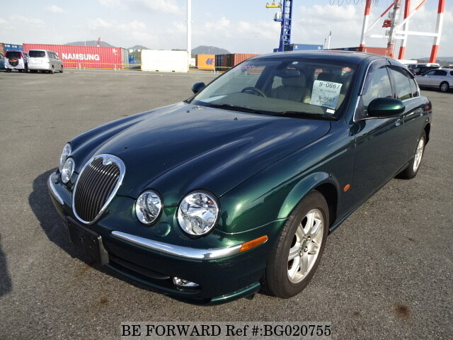 Used 2002 JAGUAR S TYPE BG020755 For Sale