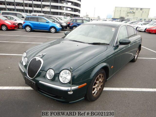 About This 2004 JAGUAR S Type (Price:$665)
