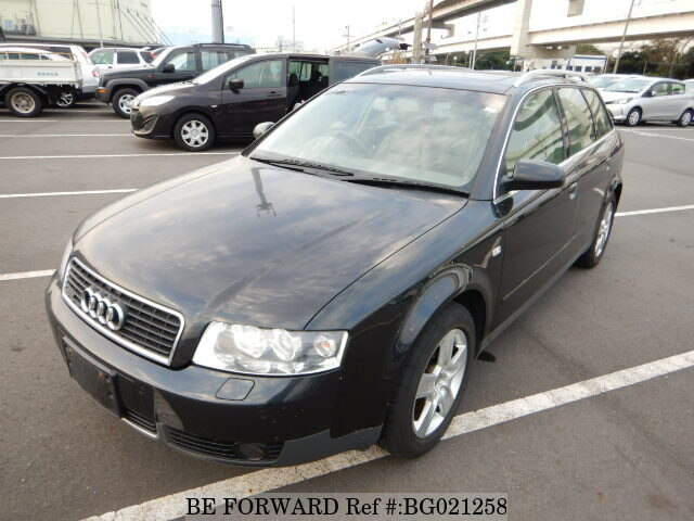 Used AUDI A AVANT QUATTROGHEASNF For Sale BG BE - 2003 audi a4