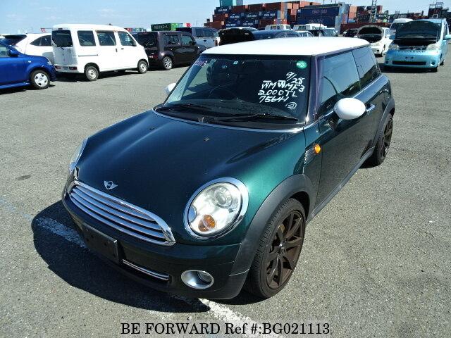 Used 2007 Bmw Mini Cooper Aba Mf16 For Sale Bg021113 Be Forward
