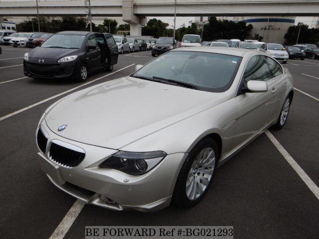 Used 2005 BMW 6 SERIES BG021293 For Sale