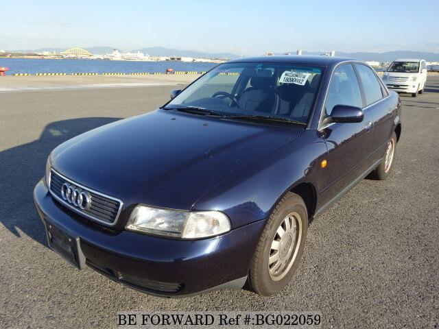 Used AUDI AEDADR For Sale BG BE FORWARD - 1998 audi a4