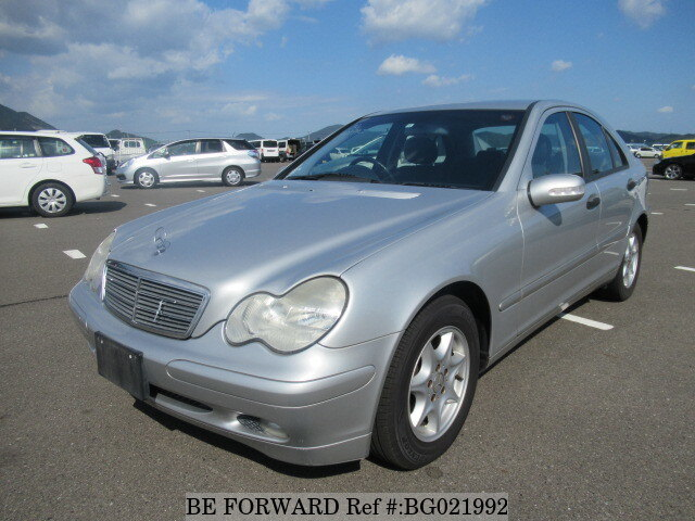 About This 2002 MERCEDES BENZ C Class (Price:$1,376)