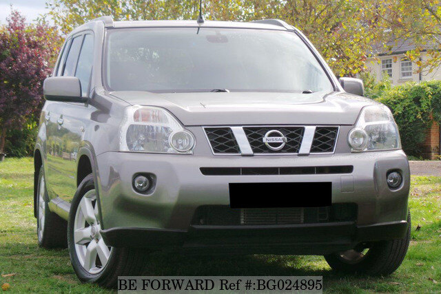 used 2008 nissan x trail auction grade 4 5 auto petrol for. Black Bedroom Furniture Sets. Home Design Ideas