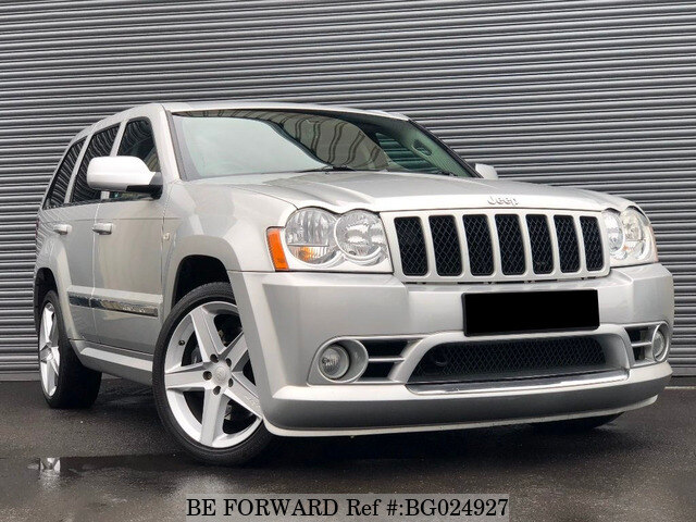 Used 2007 JEEP GRAND CHEROKEE BG024927 For Sale