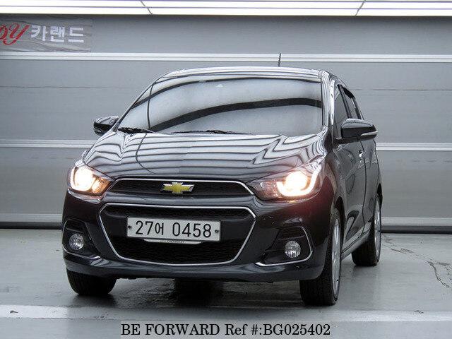 Used 2017 Daewoo Matiz Bg025402 For