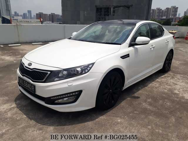 About This 2012 KIA Optima (Price:$5,318)