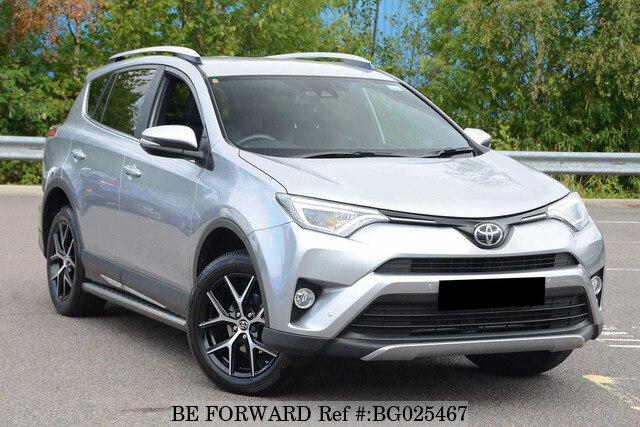 Used 2017 Toyota Rav4 Bg025467 For