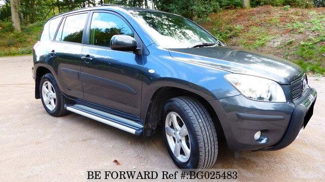 used 2007 toyota rav4 auction grade 4 5 auto petrol for sale bg025483 be forward. Black Bedroom Furniture Sets. Home Design Ideas