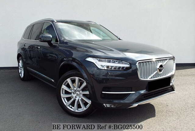 Used 2015 Volvo Xc90 Auction Grade 45 Auto Petrol For Sale Bg025500