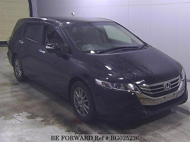 About This 2013 HONDA Odyssey (Price:$4,195)