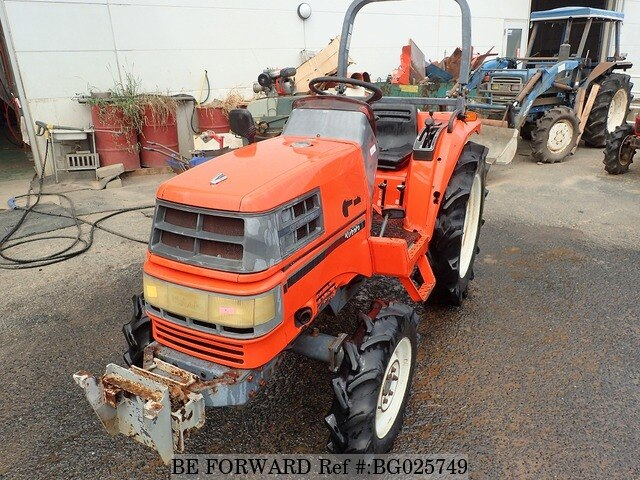 Used 1996 KUBOTA GT5 BG025749 for Sale