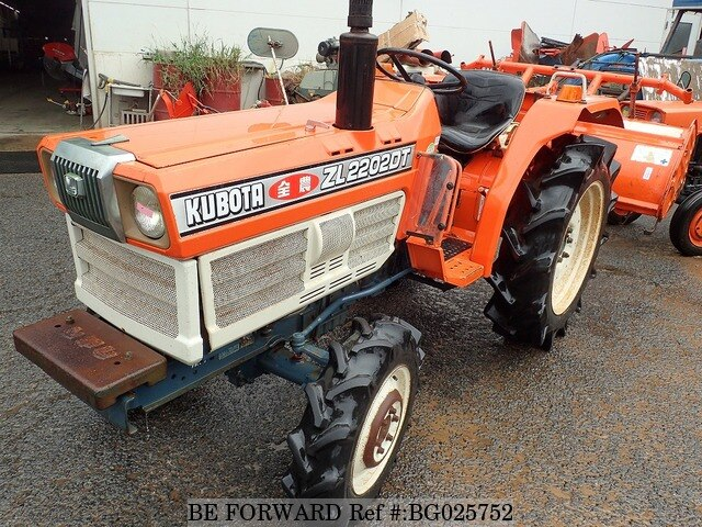 Used 1983 KUBOTA L2202D BG025752 for Sale