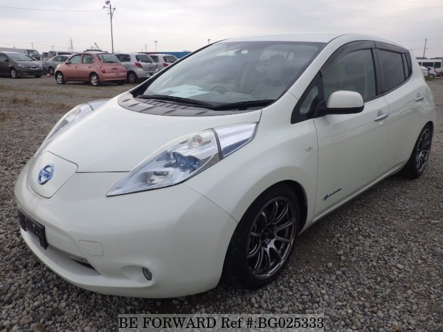 Used 2012 Nissan Leaf Xzaa Ze0 For Sale Bg025333 Be Forward