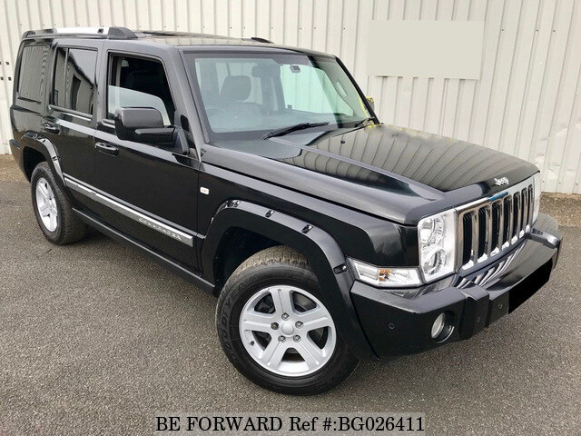 used 2009 jeep commander auction grade 4 5 auto diesel for sale