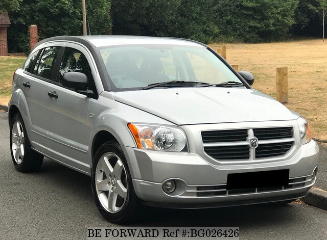 used 2008 dodge caliber auction grade 4 5 auto petrol for sale bg026426 be forward. Black Bedroom Furniture Sets. Home Design Ideas